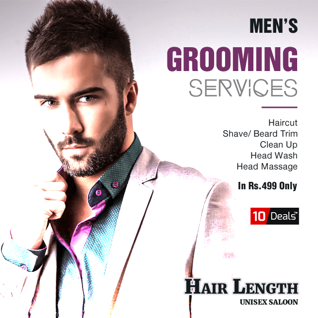 Beauty Lies Within Grab The Top Salon Deals In Chandigarh Groom Up Yourself With Haircut Shave Beard Unisex Salon Hair Lengths Beauty Salon Posters