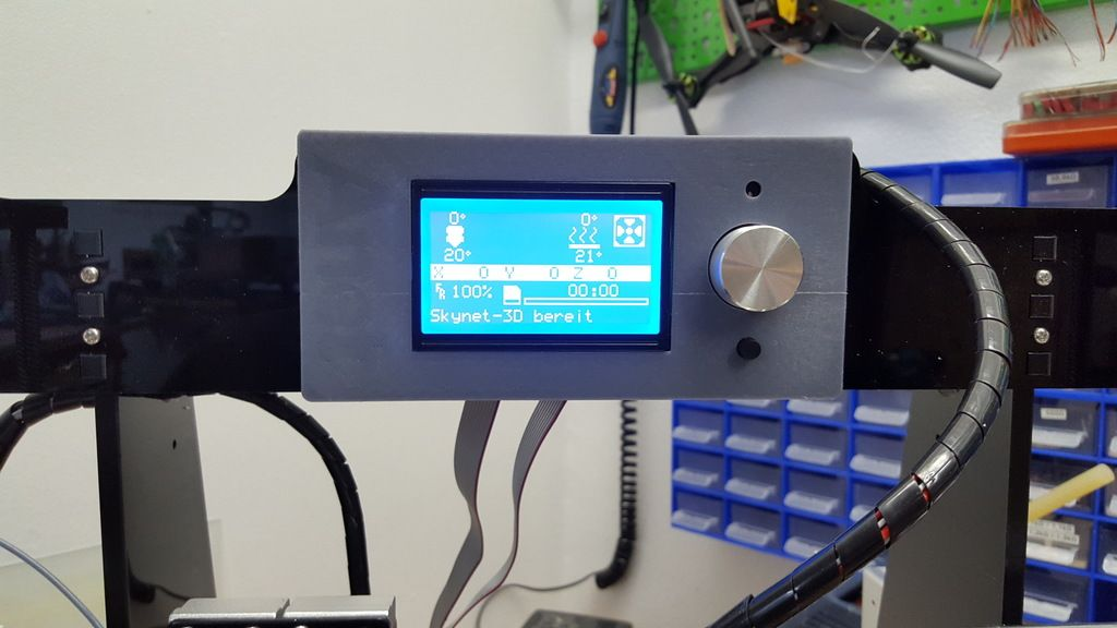 Anet A8 Lcd12864  By Muffin256