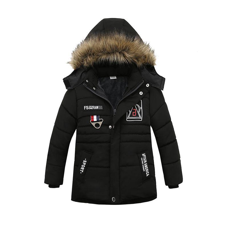 ThePass Baby Girls Winter Cute Rabbit Ears Hooded Keep Warm Coat Jacket Clothes