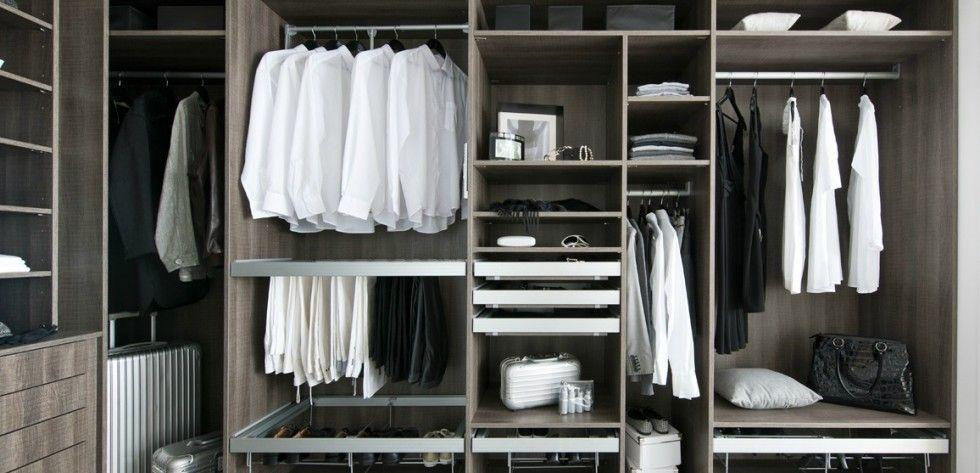 Dressing Le Rangement Par Excellence Closets Modernos Armarios Empotrados Armarios