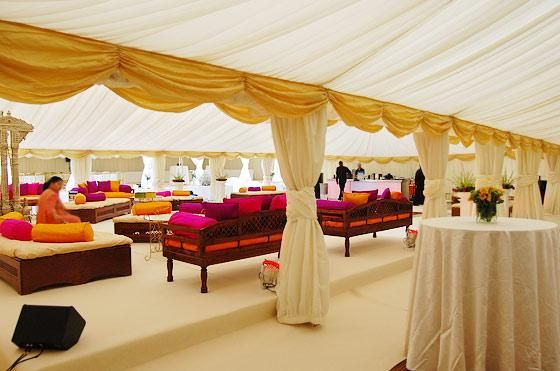 Nice place httpimages03olxui117567 an indian wedding a grand three marquee set up with fab colourful indian style furniture junglespirit Gallery