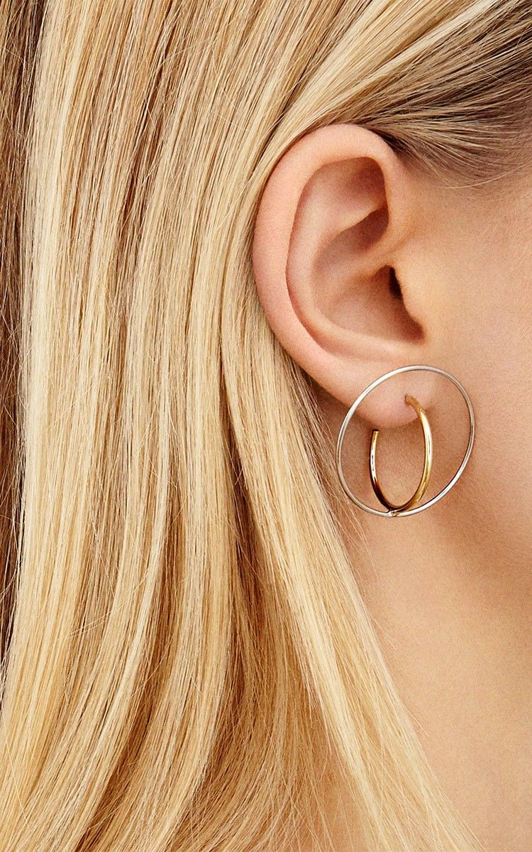 Charlotte Chesnais Saturn Large Earrings eDafBoAeL9