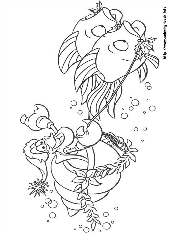 the little mermaid coloring picture coloring pages pinterest