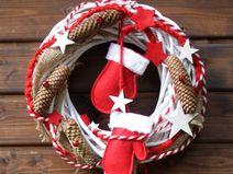::::::: Türkranz Rot | Weiß :::::::