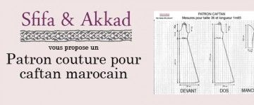caftan marocain sfifa