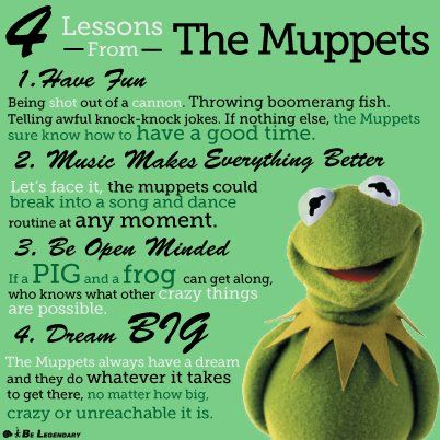 Tuesday Timewasters The Movies Books Tv Edition 07 24 Muppets Quotes Muppets The Muppet Show