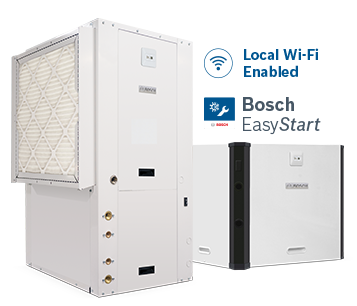 Bosch Heating And Cooling Boilers Tankless Geothermal In 2019