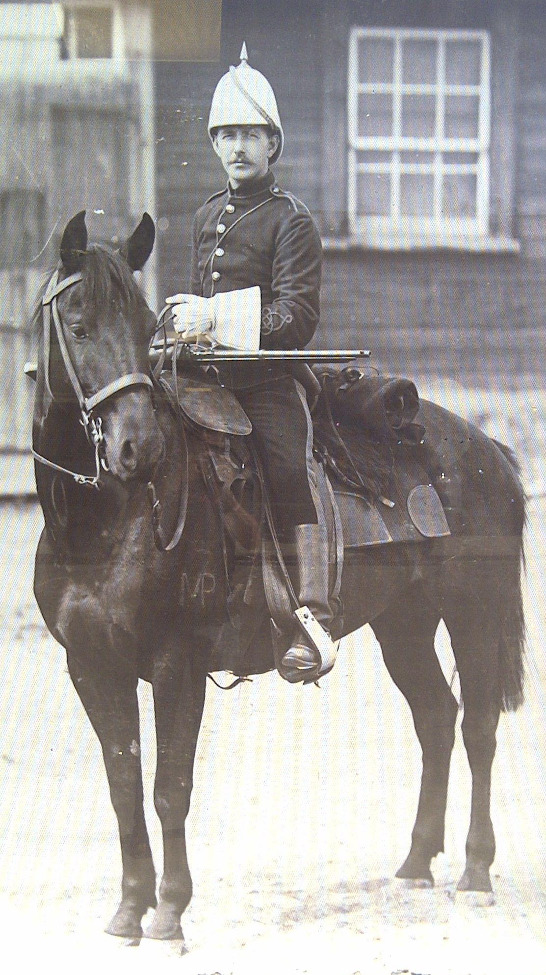Northwest Mounted Police Canada West