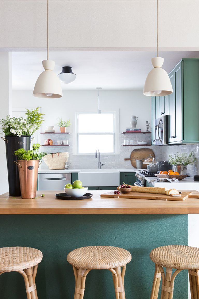 This Kitchen Renovation Will Change What You Think Is Possible In A