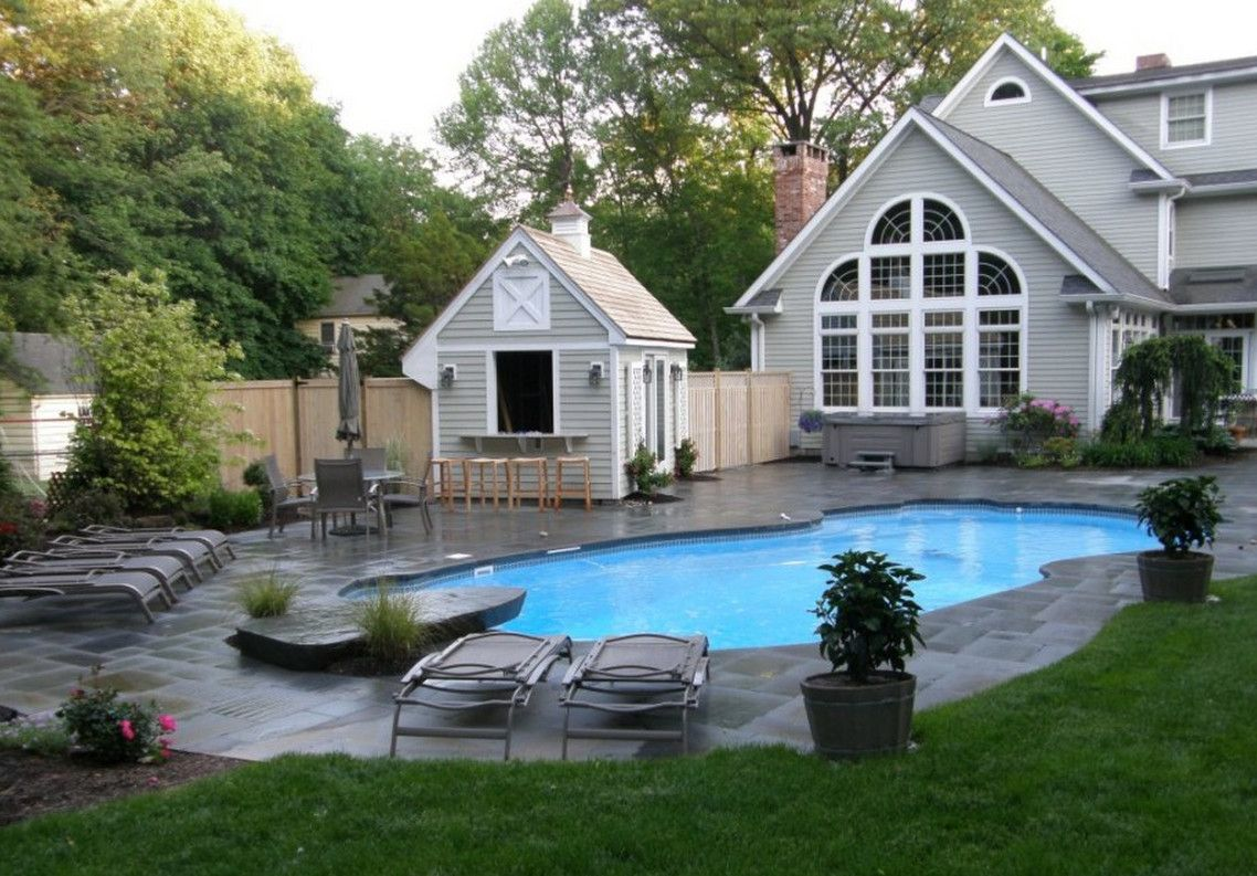 small backyard inground pools 3 pinterest backyard