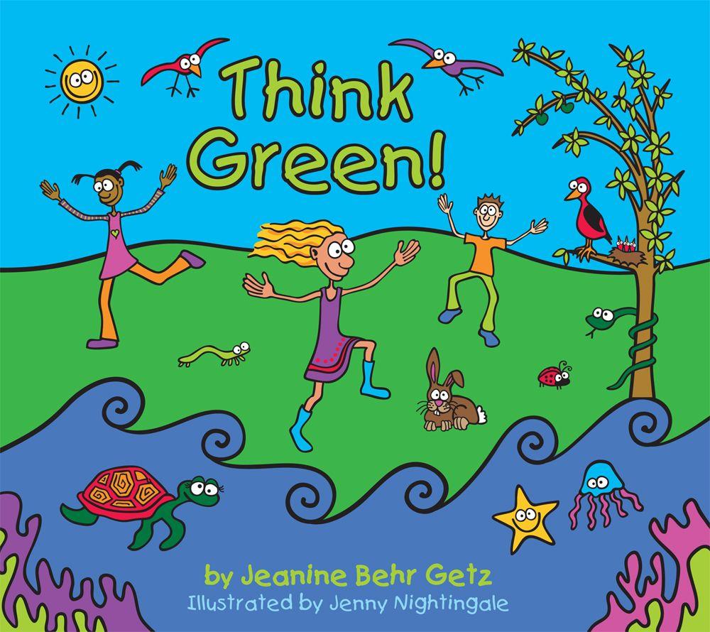 Think Green! award winning children's book