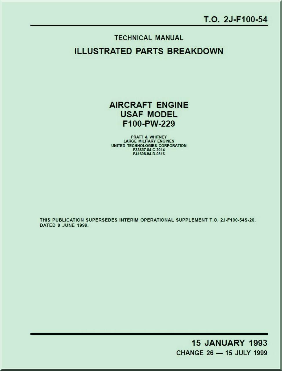 pratt whitney f100 pw 229 aircraft engines illustrated parts rh pinterest co uk F103 Aircraft Thunderbird Aircraft