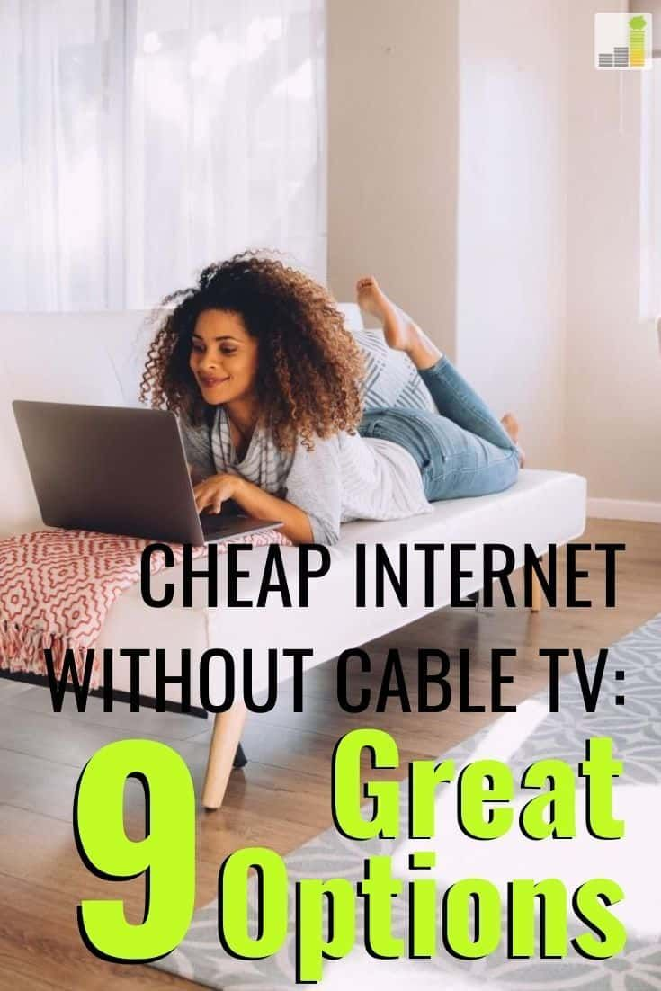 9 options for getting without cable or a phone