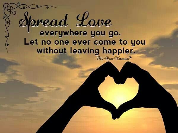 Love precious warm feeling