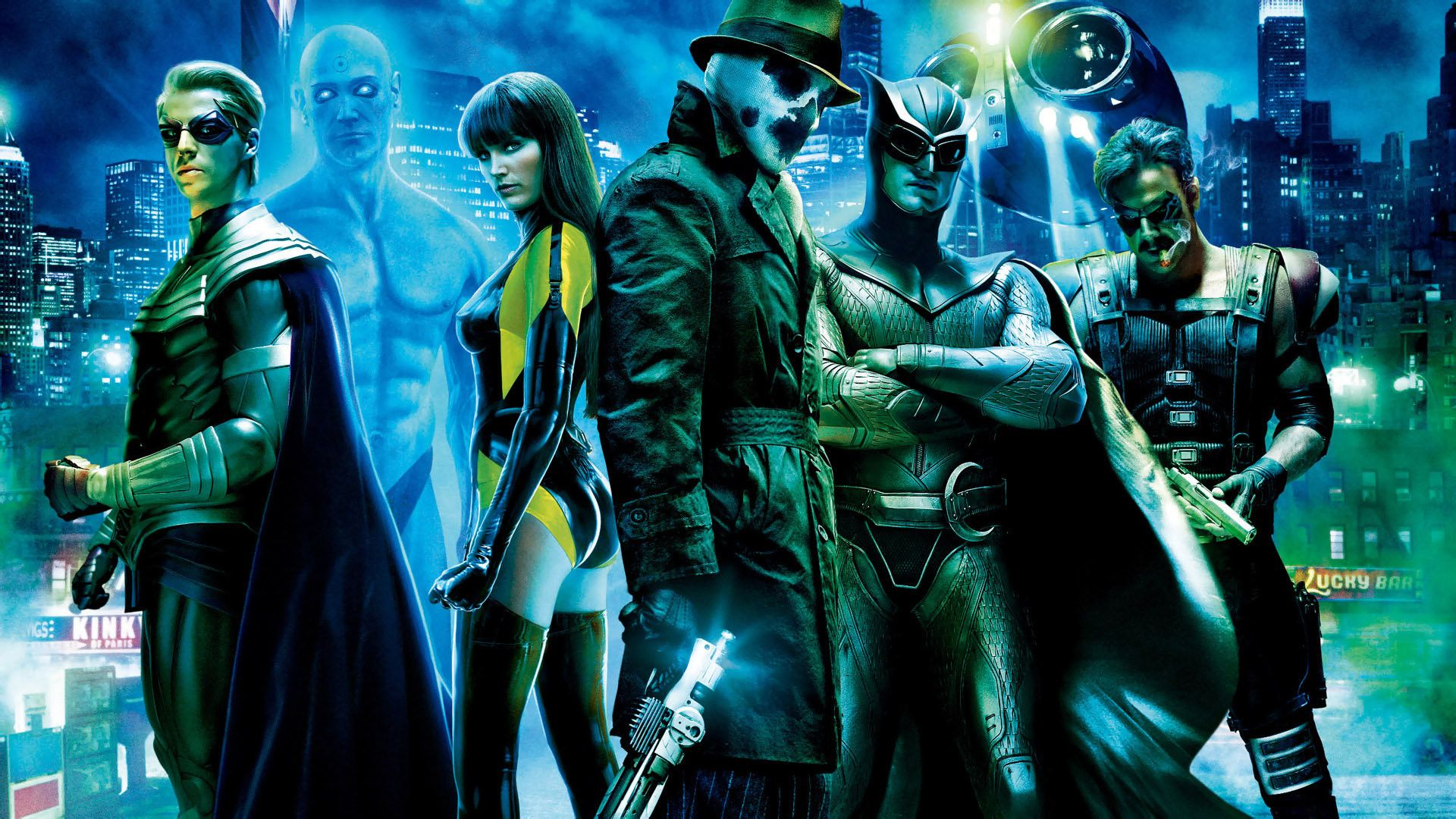 Zack Snyder Explains How Watchmen Prepared Him for Justice