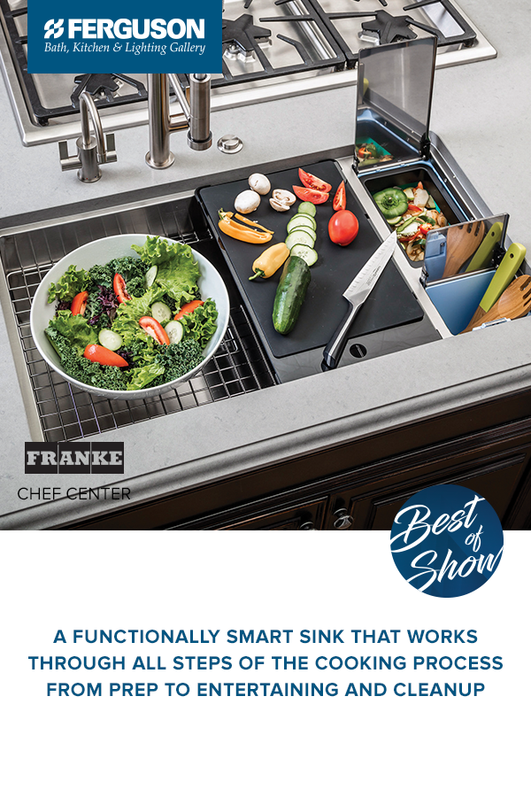 Must Have Elements For A Dream Kitchen: Frank Chef Center Is A MUST For Your Dream Kitchen. The