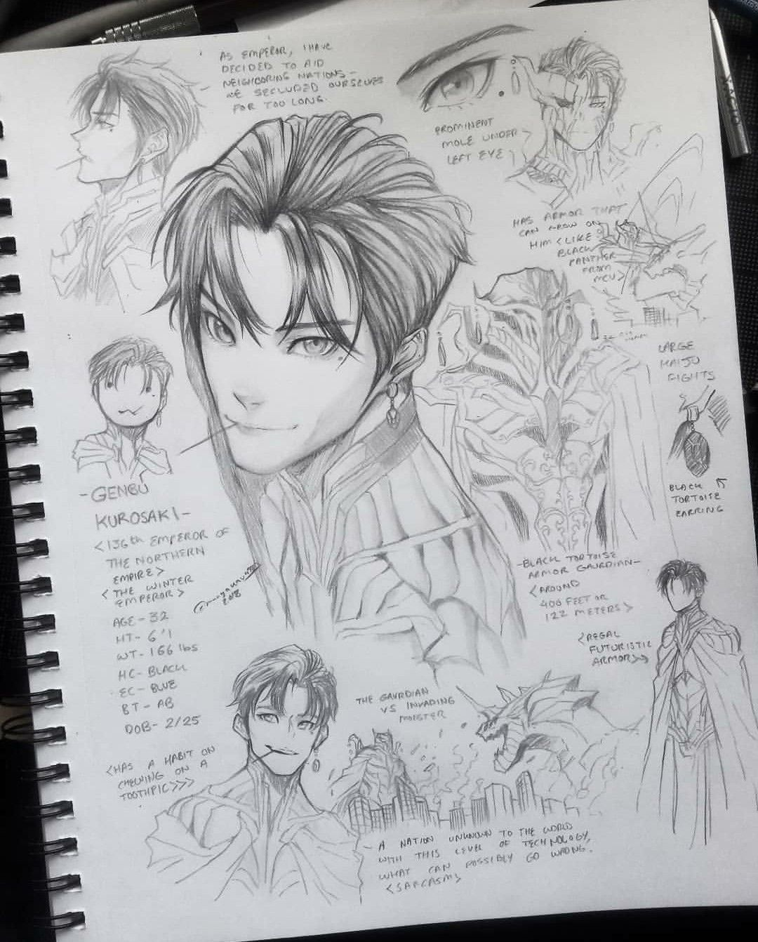 Wish I Was This Talented Character Drawing Character Design Manga Drawing