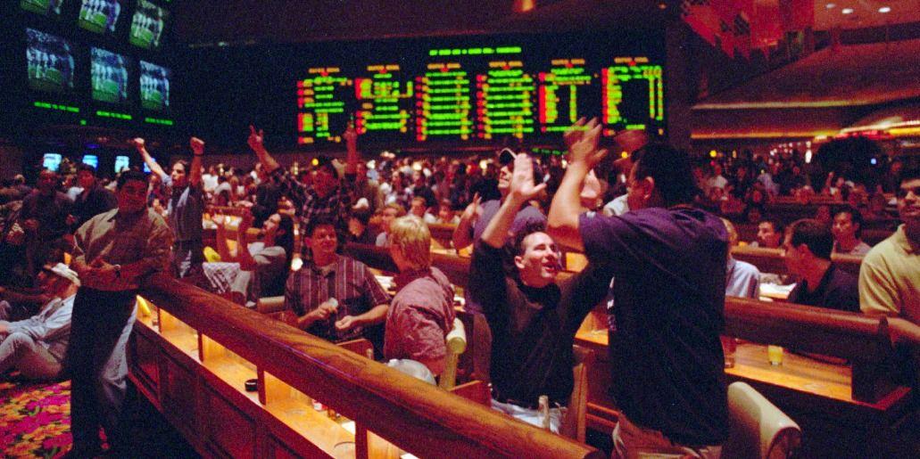 Billiondollar sportsgambling startups Draft Kings and