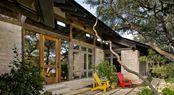 An organic terrace -- John Grable Architects