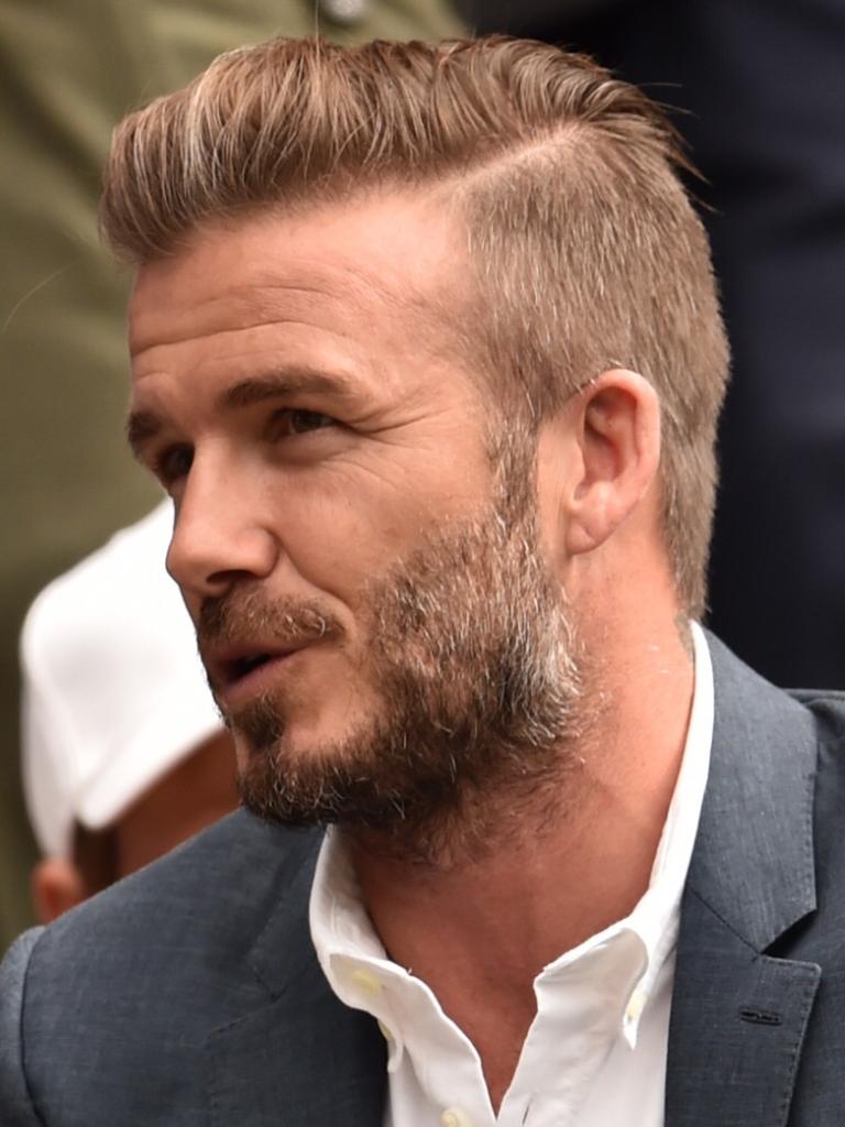 David Beckham David Beckham Pinterest David Beckham Hair