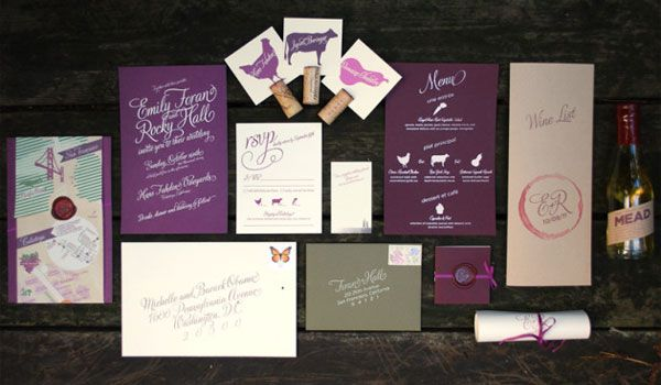 17 Best images about Wedding Invitations on Pinterest | Wine ...
