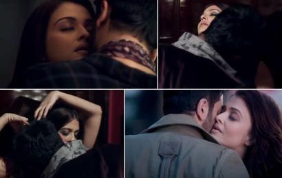 Aishwarya S Reaction On Ae Dil Hai Mushkil Hot Scenes Celebrity