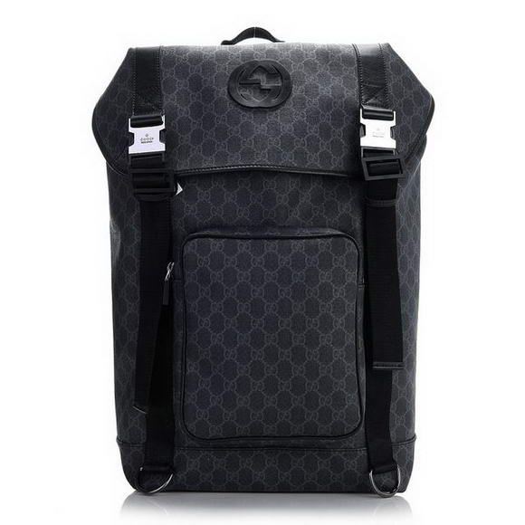 f8d3dedef3 Gucci Backpack with Interlocking G Detail 246321 Black [dl9926] - $240.49 :  Gucci Outlet, Cheap Gucci online,Gucci UK