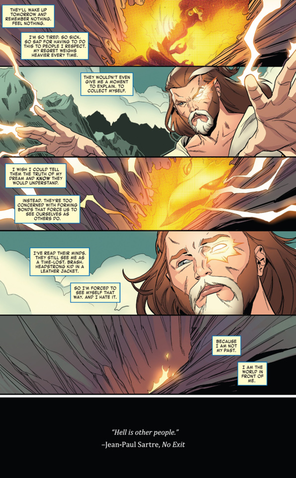 Magneto And Storm Threaten X Man S Divinity In Age Of X Man The Marvelous X Men 3 X Man X Men Marvel Storyline