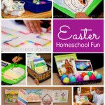 Easter Theme Printables and More