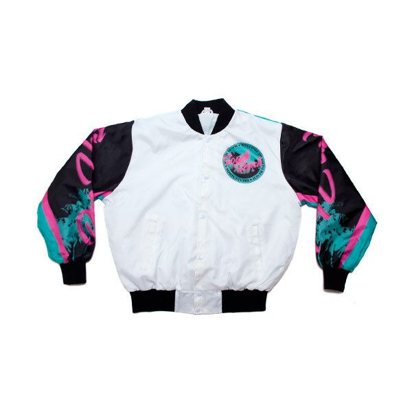 Notone Preheat South Beach Jacket Vintage Clothing 100 Liked On Polyvore Featuring