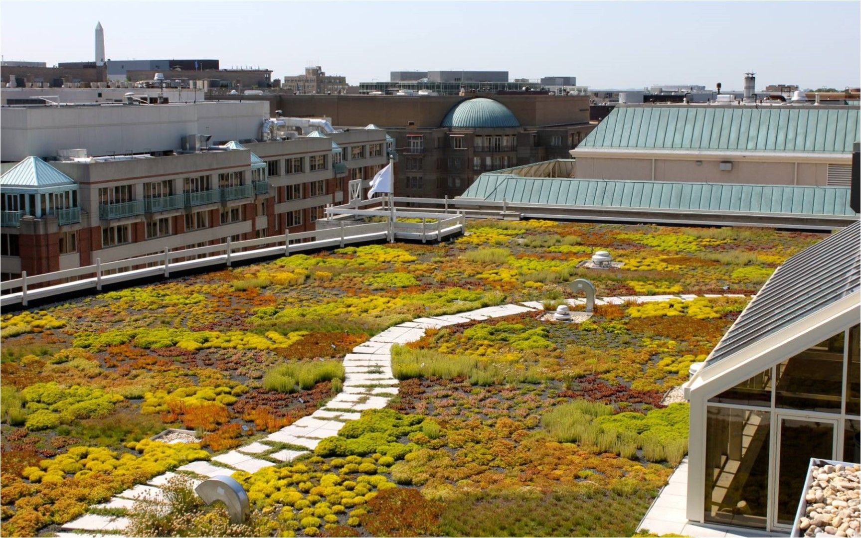Green Roof Integrated Photovoltaic Gripv Techos Verdes Diseno Exterior Techos