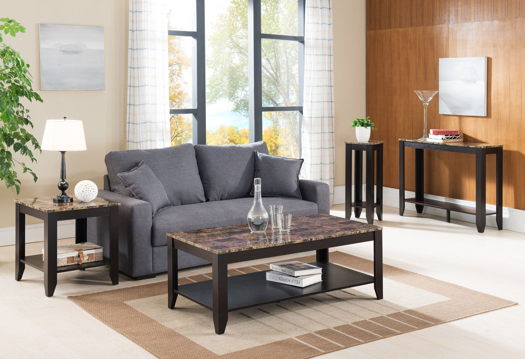John 4 Piece Coffee Table Set Products Table 4 Piece Coffee