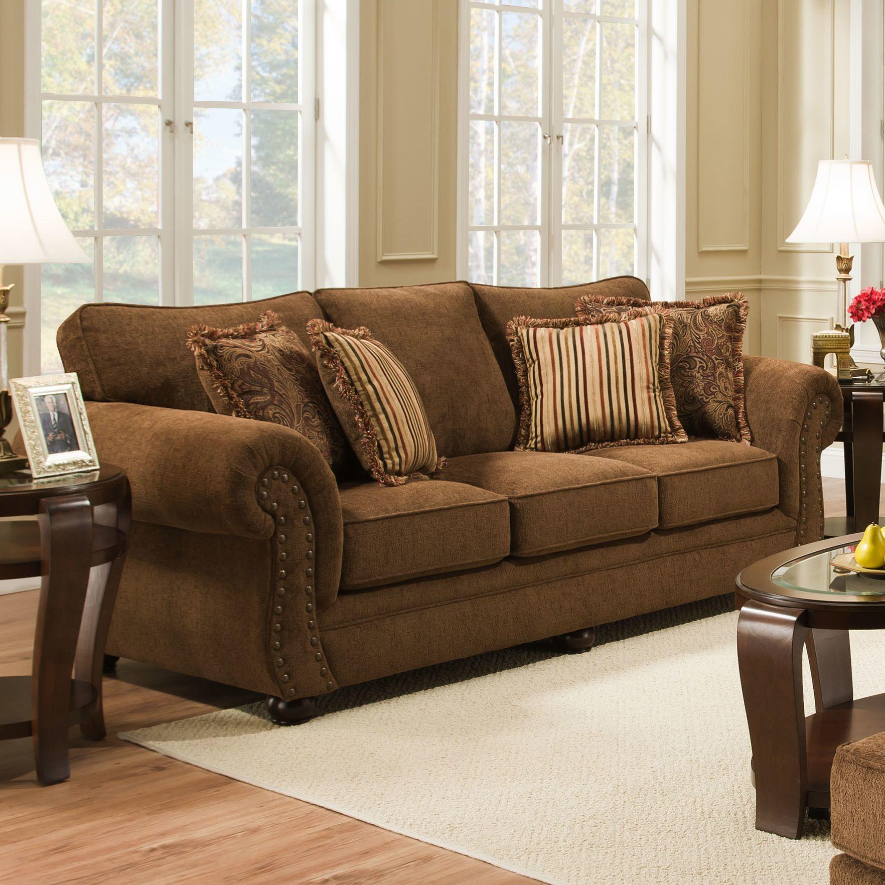 Red Barrel Studio Simmons Upholstery Stuart Sofa