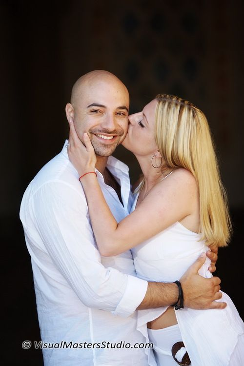 Engagement Photography at Bethesda Terrace in Central Park by Visual Masters