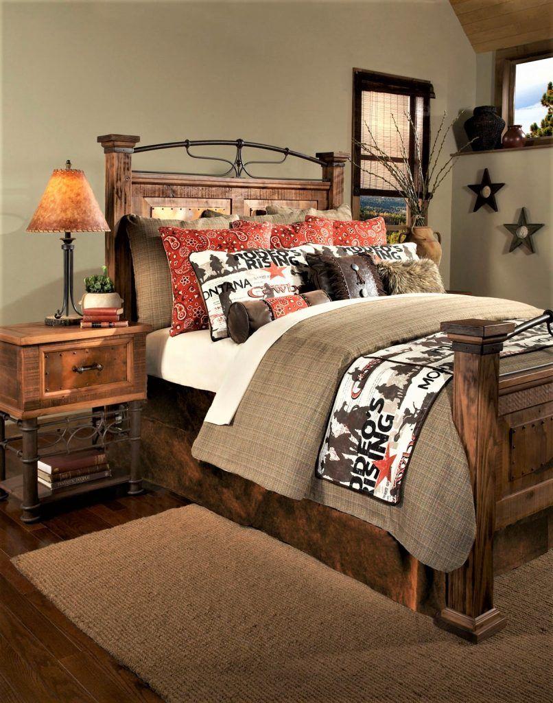 Montana Bedding Collection Western Bedding Cowboy