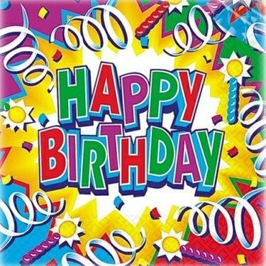 Happy Birthday Bud We Hope You Have A Great Day John Trudi Ungkapan Cinta Stiker