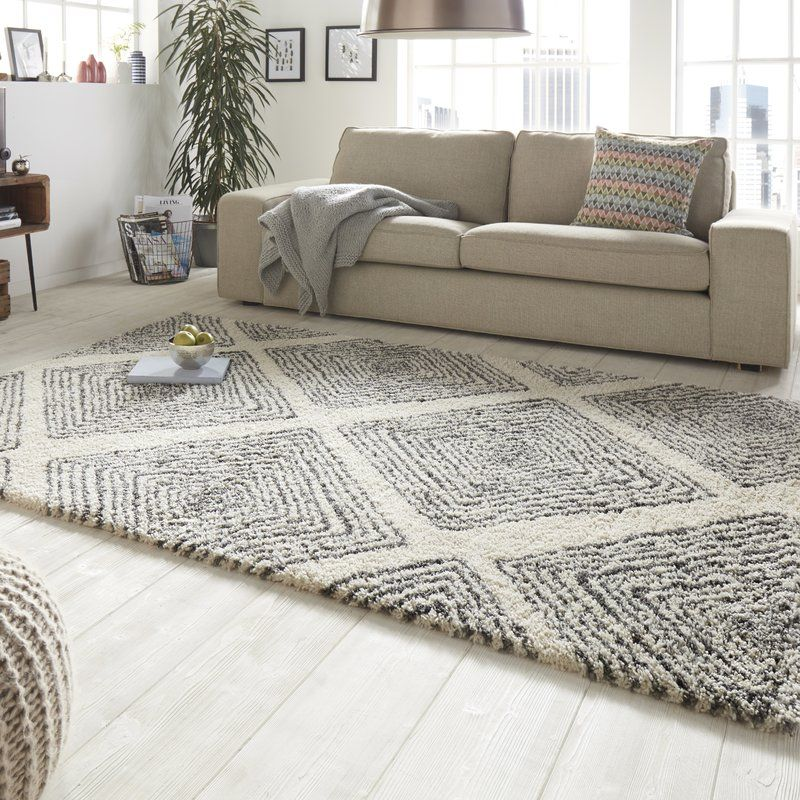 Allure Grey Cream Rug Grey And Cream Rug Rugs Uk Mint Rug