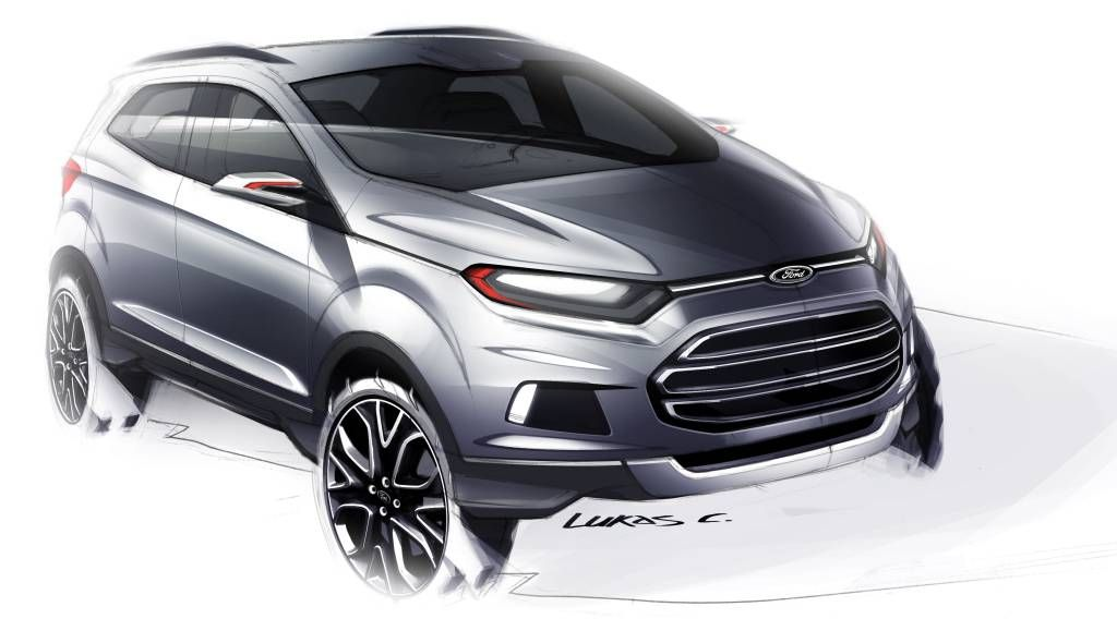 Coming Soon Ford Ecosport Ford Ecosport Motorcycle Design