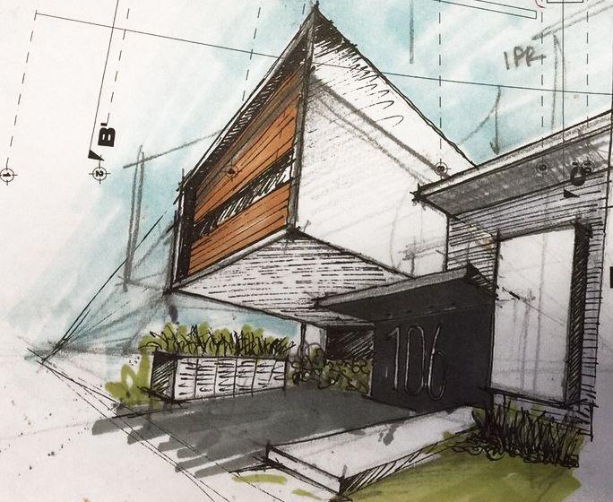 Imagen 28 de 28 de la galería de CASA R+P / ADI Arquitectura y Diseño Interior. Croquis