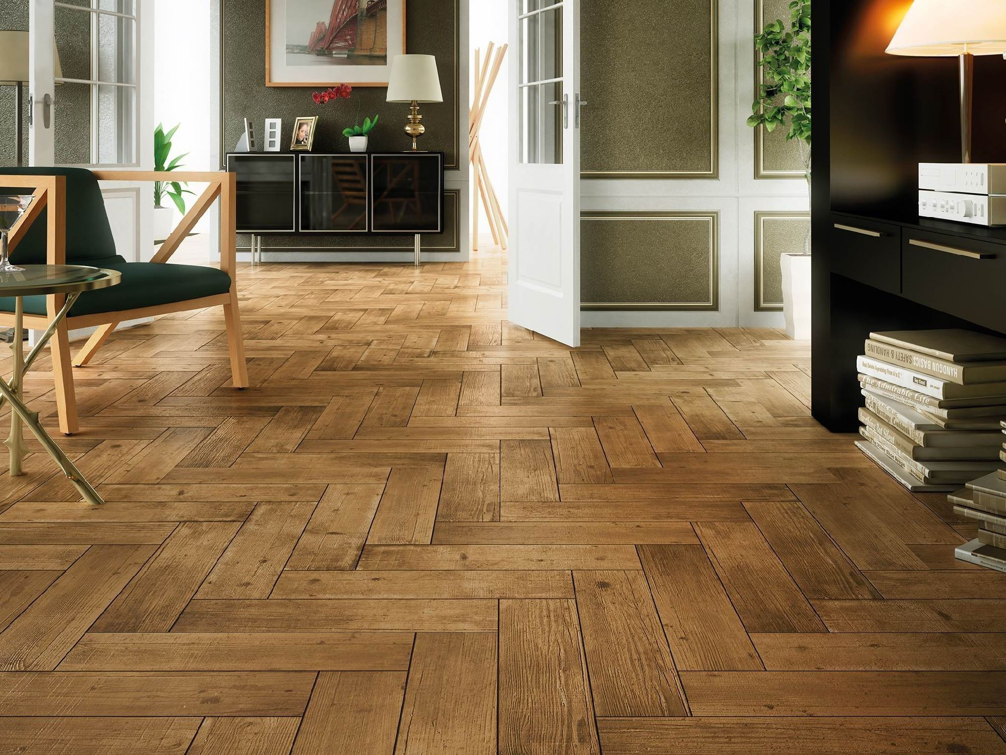 Timber Is A Beautiful Wood Effect Ceramic Tile With An Authentic Grain Texture Suitable For Kitchens Hall Wood Effect Floor Tiles Wood Effect Tiles Tile Floor