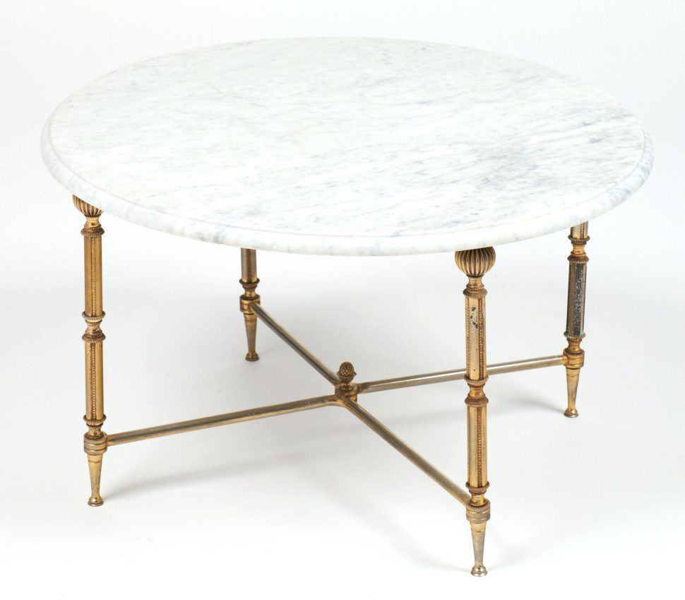 Coffee Tables Marble And Brass Coffee Table Uk Antique French Top