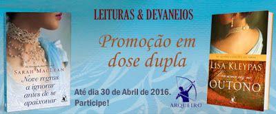 ALEGRIA DE VIVER E AMAR O QUE É BOM!!: [DIVULGAÇÃO DE SORTEIOS] - Promoção em Dose Dupla:...