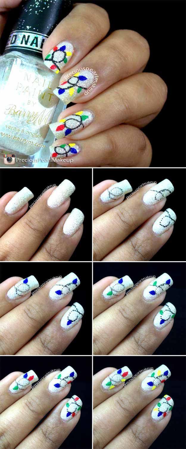 Christmas Nail Art Designs  Christmas nail art designs Xmas