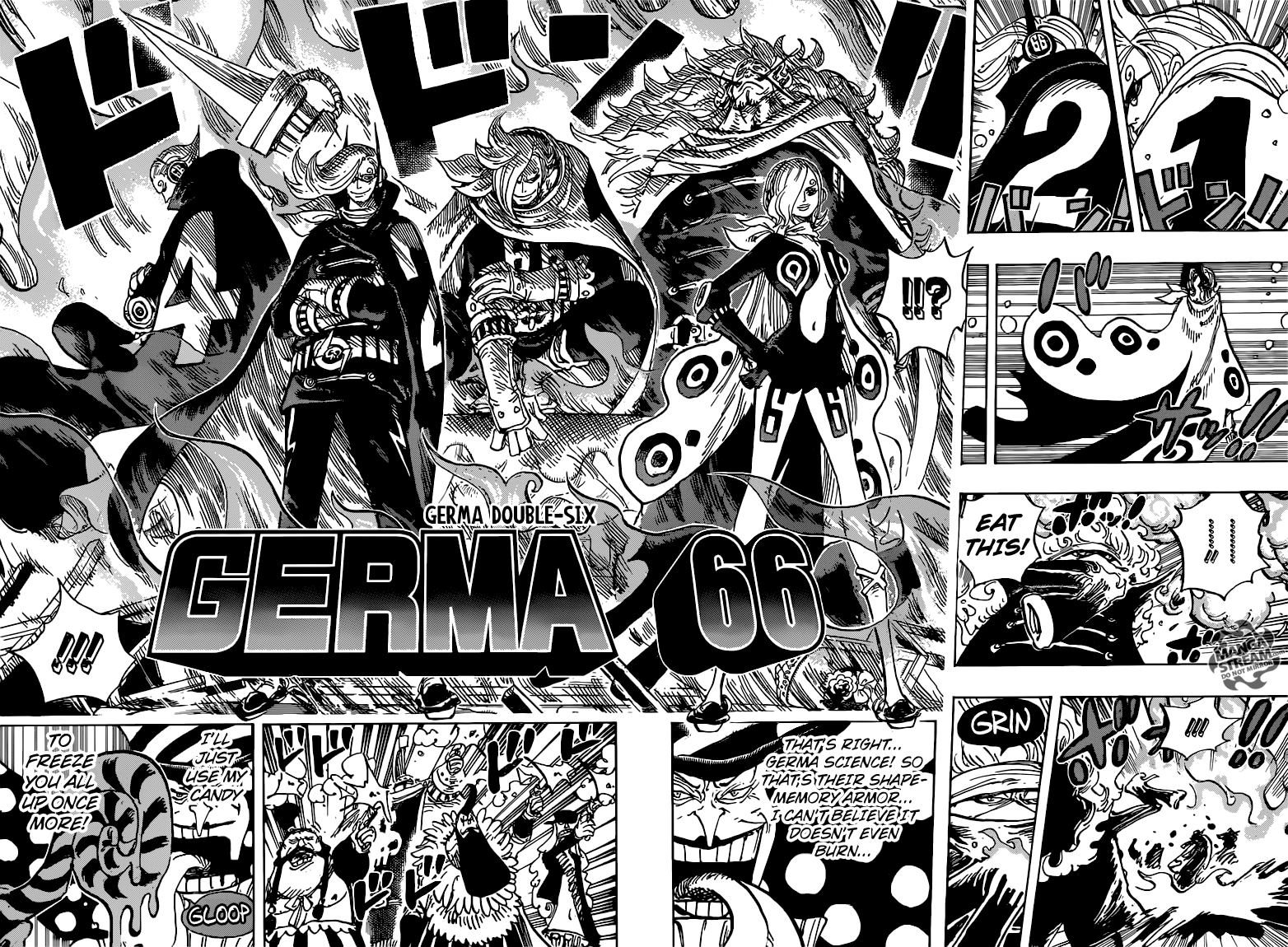 Read manga One Piece One Piece - 869 online in high quality