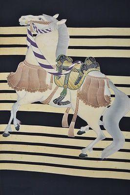 Lovely piece of fabric from Kimono Petit Japon my kimono fabric suppliers.
