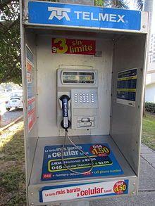 Telefono Publico De Tarjetas Aun Indispensable Senales De Humo