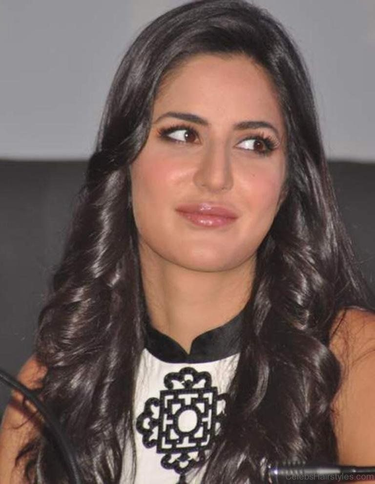 Curly Hair Of Katrina Kaif Katrina Kaif Katrina Katrina Kaif Photo