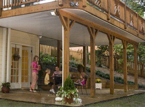 Under deck ideas home design ideas deck and exterior for Under porch ideas