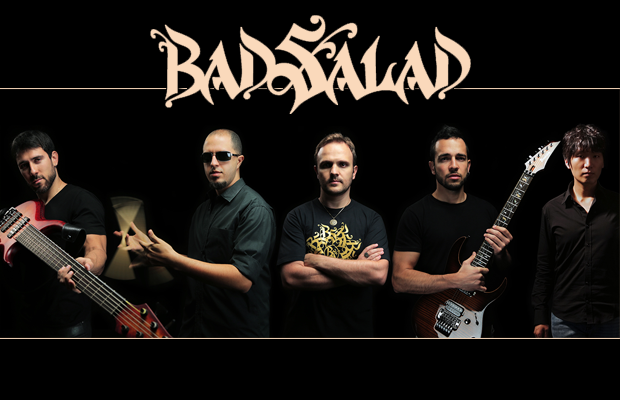 BAD SALAD: Guitarist Thiago Campos interviewed by Prog Sphere