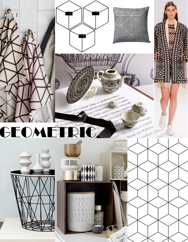 VALONTALO interior trends SS15 #geometric #hexagon